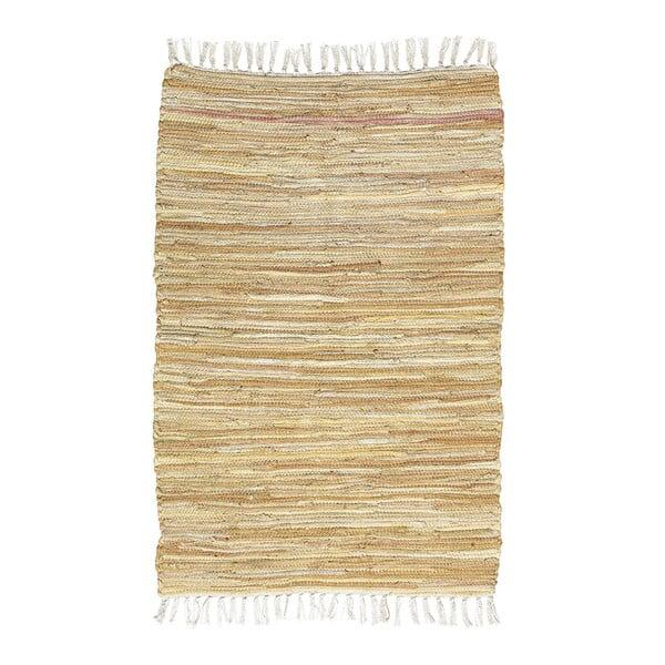 Mille bézs szőnyeg, 90x60cm - A Simple Mess