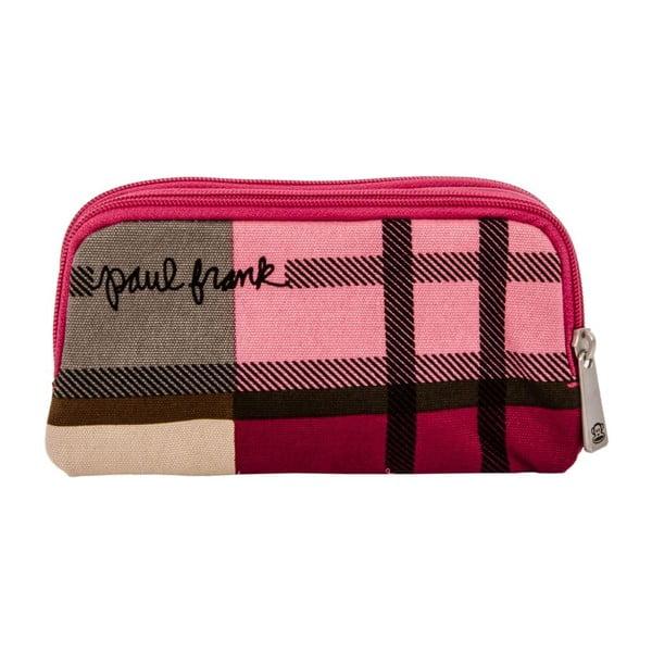 Pouzdro Paul Frank Pink Vintage