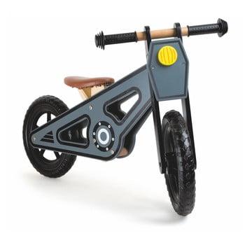 Motocicletă din lemn pentru copii Legler Speedy imagine