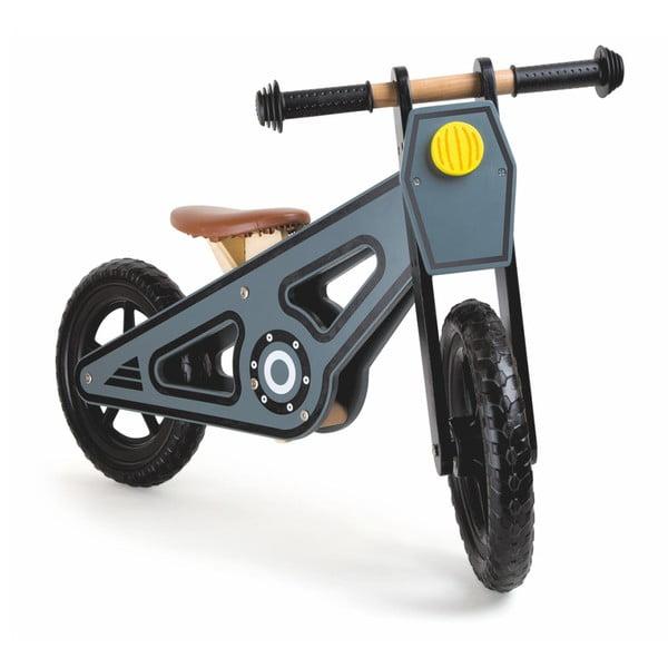 Motocicletă din lemn pentru copii Legler Speedy