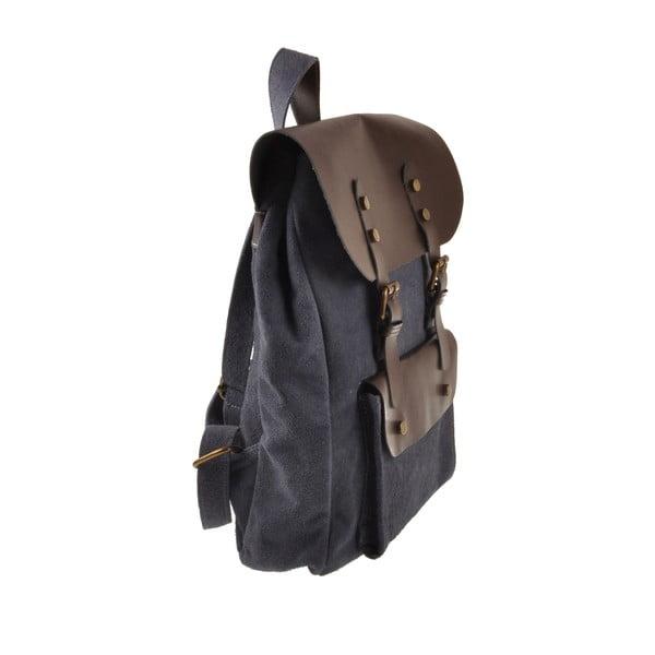 Kožený batoh Classe Regina Carta Zucchero Black