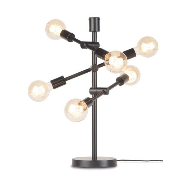 Nashville fekete asztali lámpa - Citylights
