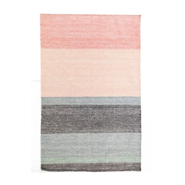 Ručně tkaný koberec Linie Design Pulvis,80x250cm