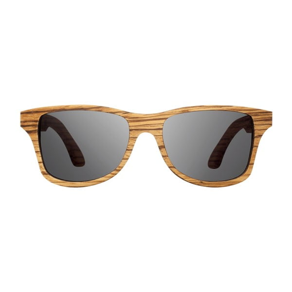 Brýle Canby Zebrawood/Grey