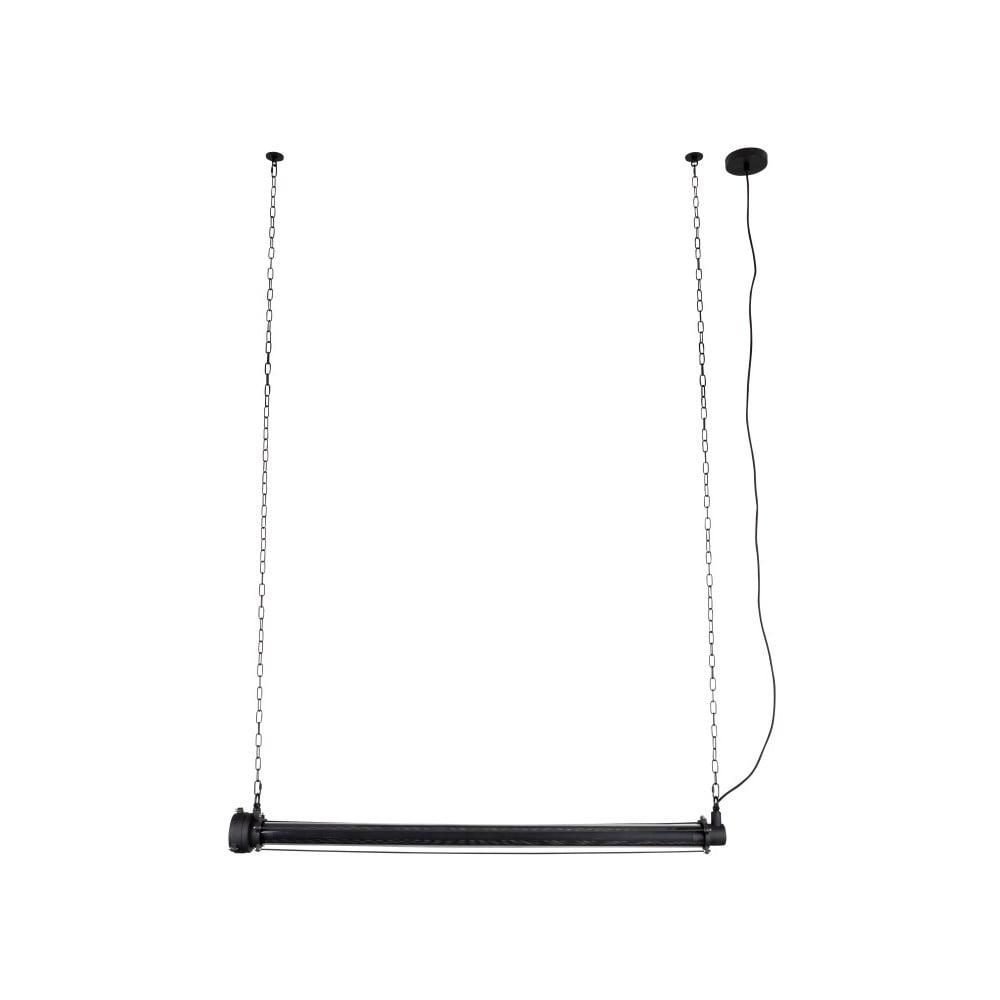 Černé stropní svítidlo Zuiver Prime XL