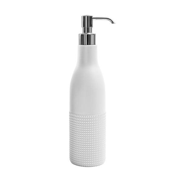 Dávkovač na mýdlo Re Di Bolle White, 500 ml