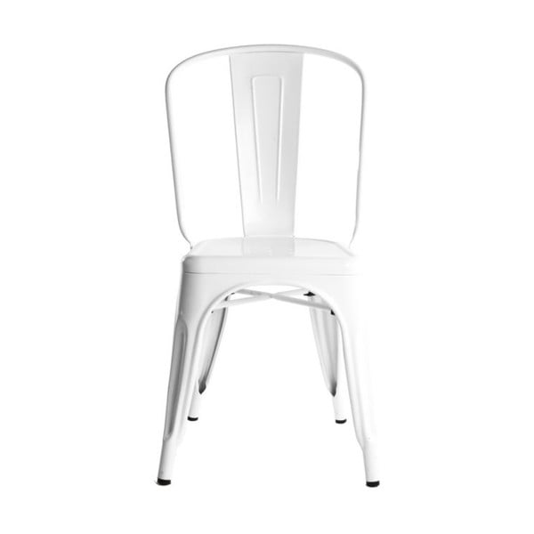 Židle Silla Metal Blanca