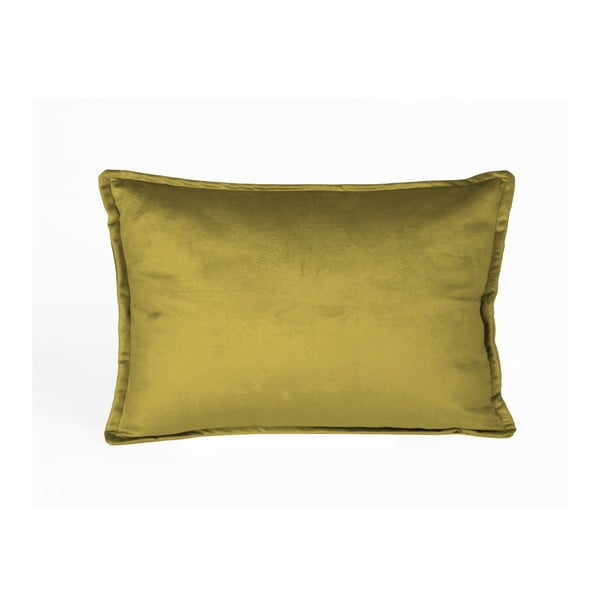 Dekoracyjna poszewka na poduszkę Velvet Atelier Goldie, 50x35 cm