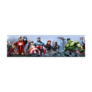 Samolepící bordura AG Design Avengers, délka 5m