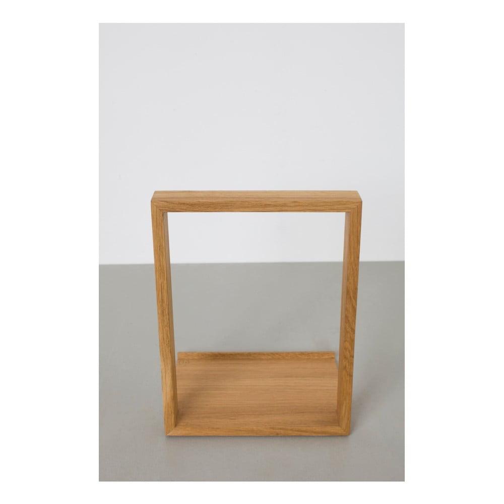 stojan na gramofonov desky das kleine b vinyl 26 x 35 cm bonami. Black Bedroom Furniture Sets. Home Design Ideas