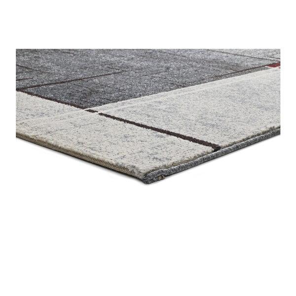 Tmavě šedý koberec Universal Ciudad, 200x290cm