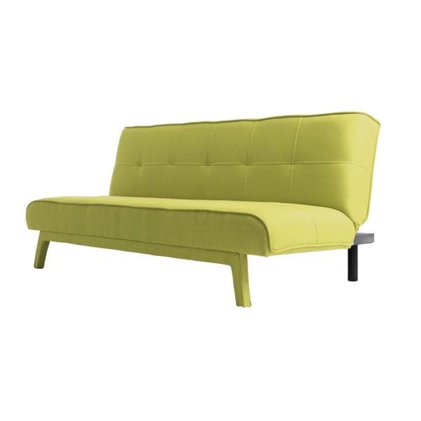 Modes sárga kétszemélyes kinyitható kanapé - Custom Form