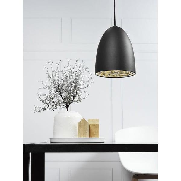 Stropní světlo Nordlux Nexus 20 cm, černé