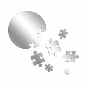 Dekorativní zrcadlo Puzzle Moon