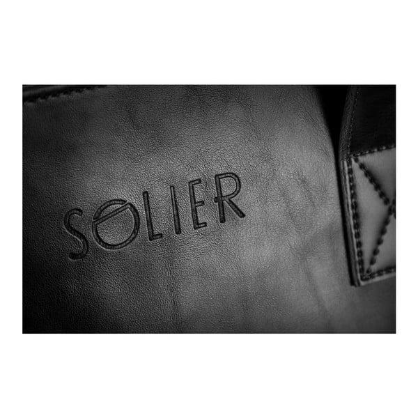 Pánská taška Solier S05 Black