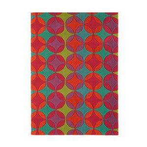 Koberec Harlequin Retro Red, 160x230 cm