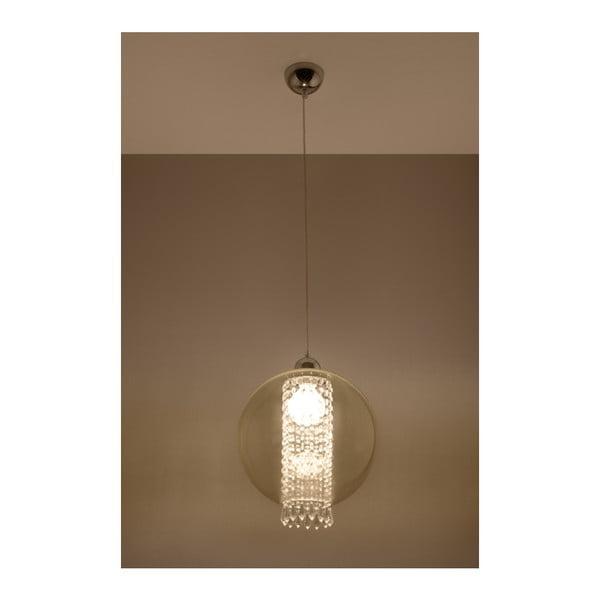 Stropní svítidlo Nice Lamps Fiori Amber