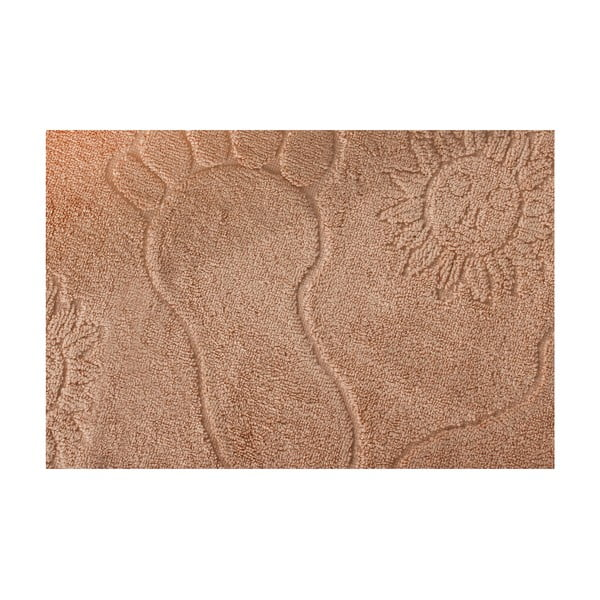 Koupelnová předložka Sveta Orange, 50x70 cm
