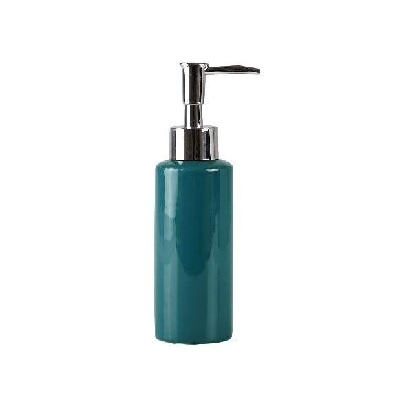 Keramický dávkovač mýdla Galzone, petrolejový