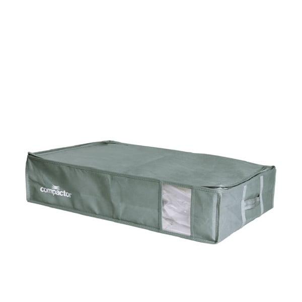 Zelený úložný box na oblečení pod postel Compactor XXL Green Edition 3D Vacuum Bag,