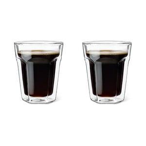 Sada 2 dvoustěnných sklenic Bredemeijer Coffee, 220 ml