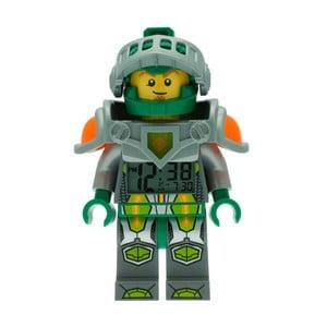 Hodiny s budíkem LEGO® Nexo Knights Aaron