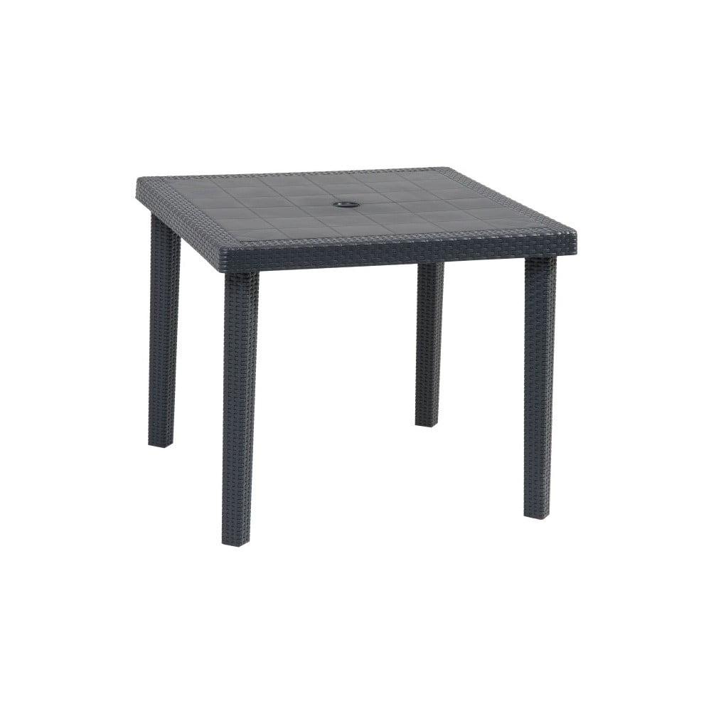 Černý zahradní stůl Castagnetti Out