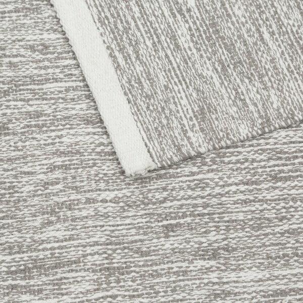 Šedý koberec Hawke&Thorn Parker, 200x300 cm