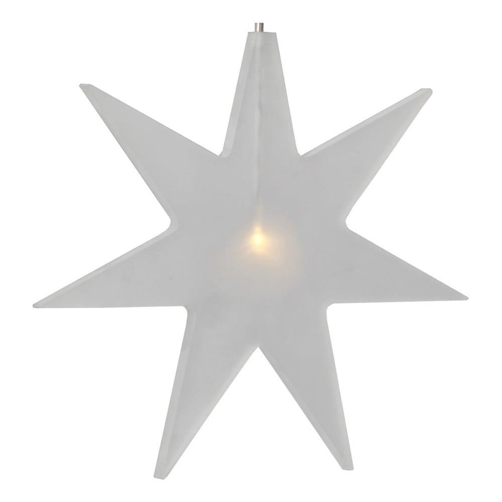 Svítící LED dekorace Best Season Karla, 30 cm
