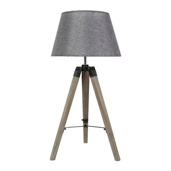Stolní lampa Lugano Grey