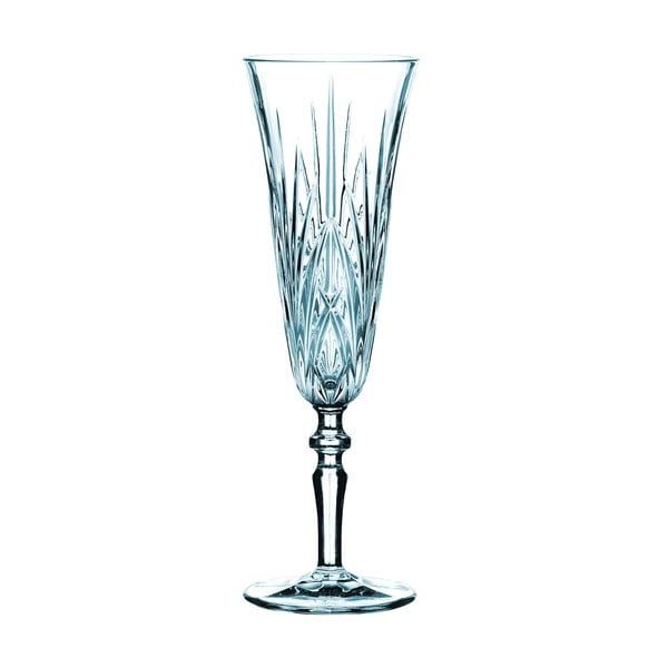 Pahar din cristal pentru șampanie Nachtmann Taper Champagne, 140 ml