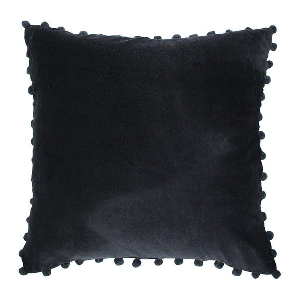 Polštář Arabella Black Velvet