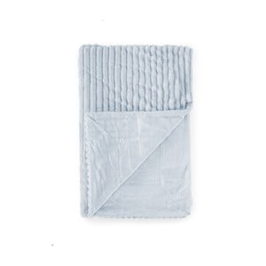 Modrá dětská deka Tanuki Rayas, 80x110cm