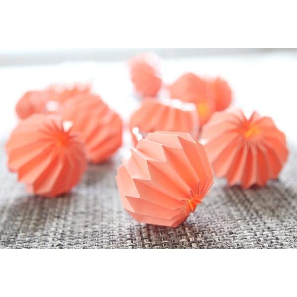 Osvětlení Paper Flowers Peach