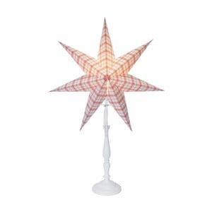 Svítící hvězda se stojanem Best Season Lisa, 70 cm
