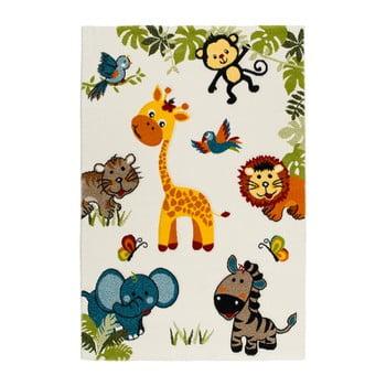 Covor pentru copii Universal Kinder Blanco, 120 x 170 cm imagine