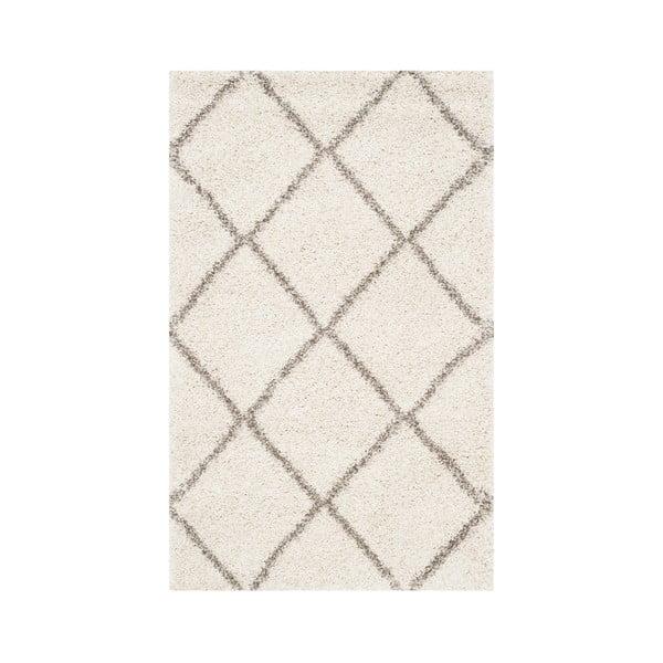 Bílý koberec Safavieh Twiggy, 152 x 91 cm