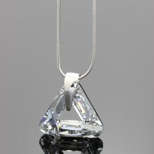 Náhrdelník Swarovski Drop Crystal