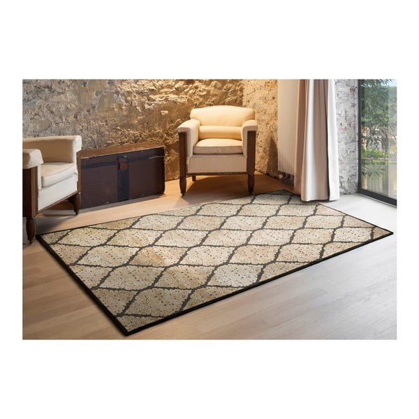 Hnědý koberec Universal Soho, 140x200cm