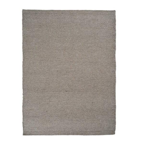 Ručně tkaný vlněný koberec Linie Design Mumbai,80x200cm