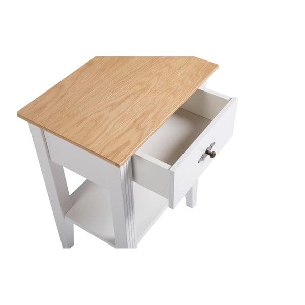 Noční stolek se zásuvkou We47 Family