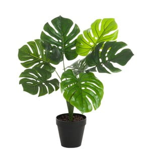 Umělá rostlina J-Line Monstera