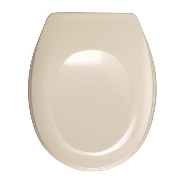 Bergamo világos rózsaszín WC-ülőke, 44,4 x 37,3 cm - Wenko