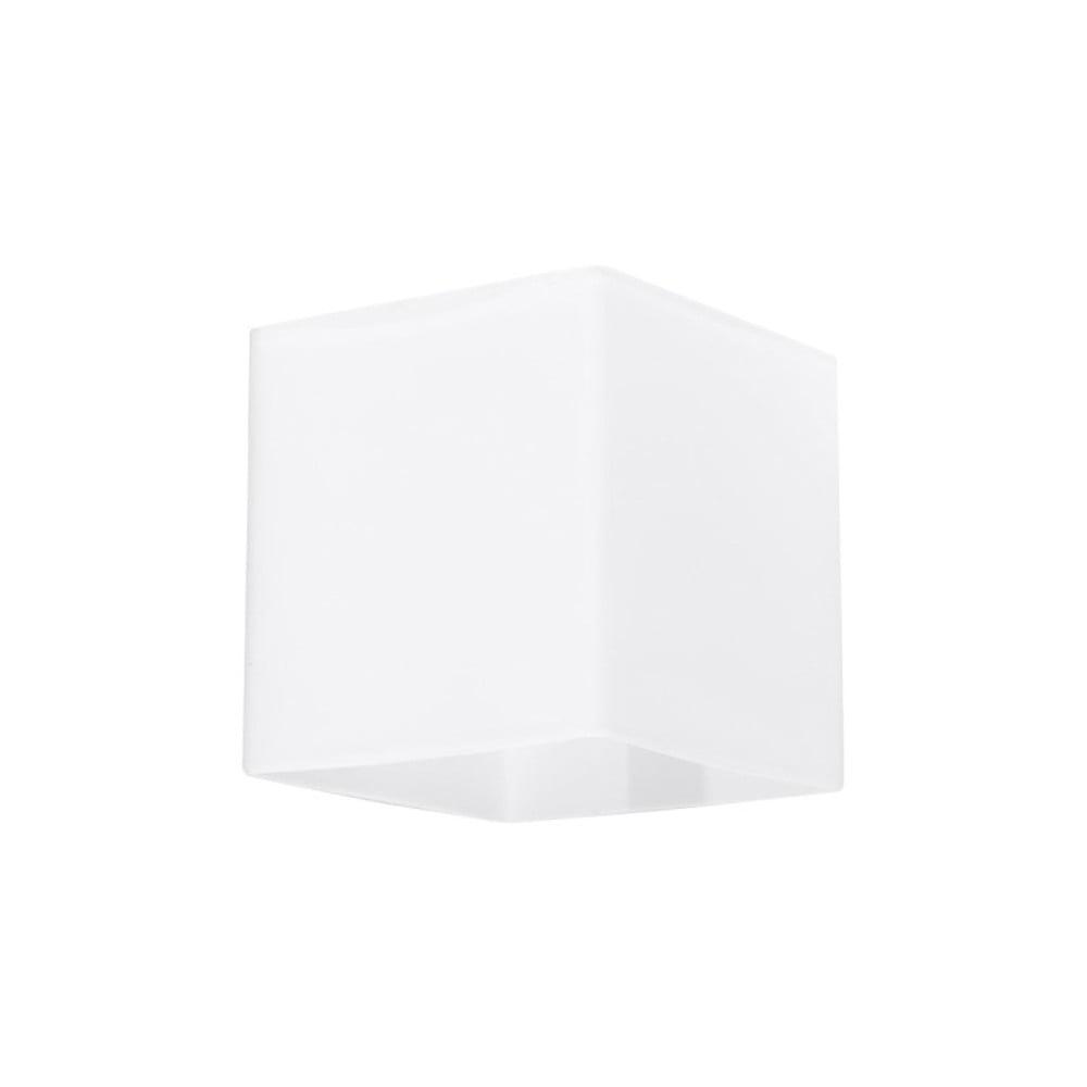 Bílé nástěnné světlo Nice Lamps Livio