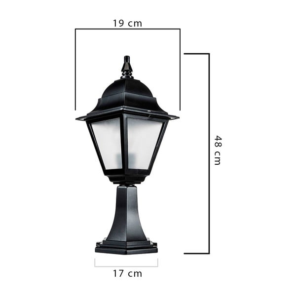 Corp de iluminat pentru exterior Lampas
