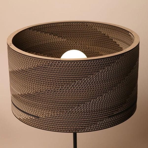 Kartonové stínítko Cylinder, 40 cm
