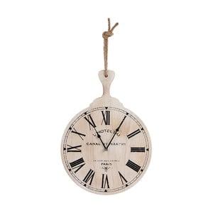 Dřevěné nástěnné hodiny Maiko Paris