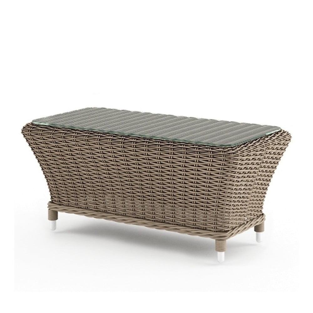 Béžový zahradní stolek Oltre Leonardo