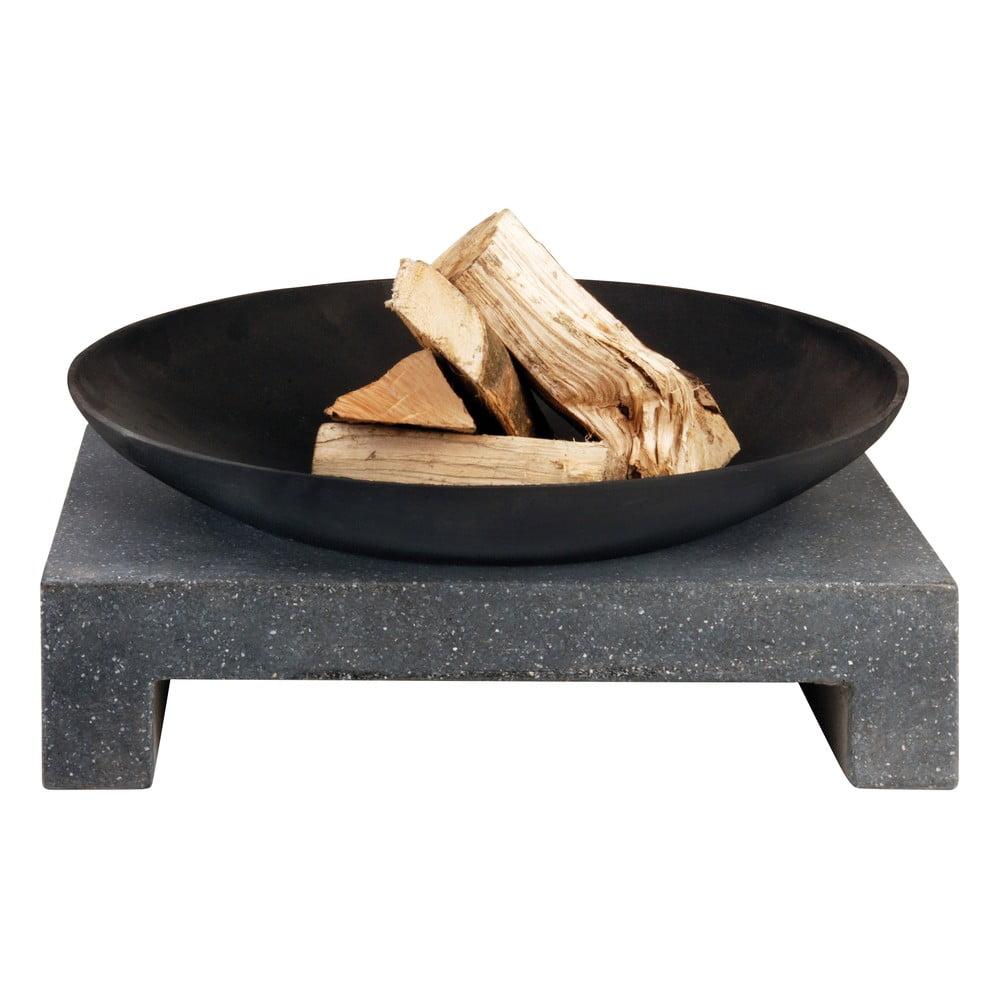 Ohniště s granitovým stolkem Esschert Design Granit