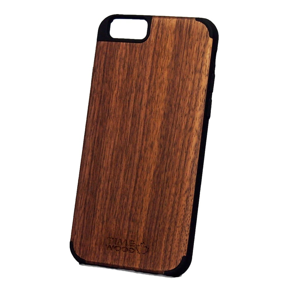 Dřevěný kryt na iPhone 5 TIMEWOOD Wally